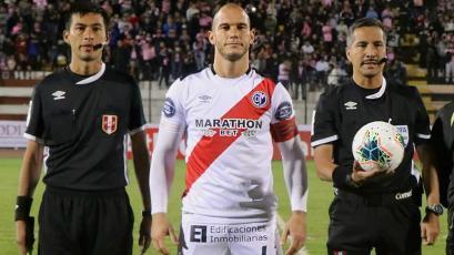 Adrián Zela sobre Deportivo Municipal: