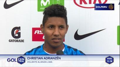 Christian Adrianzén:
