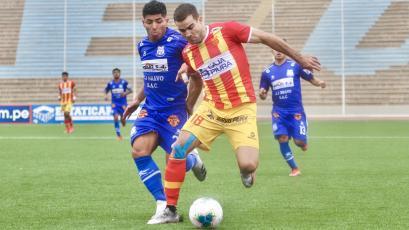 Liga2: Santos FC igualó sin goles ante Atlético Grau por la séptima jornada de la Fase 2
