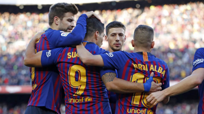 Con hat trick de Luis Suárez, Barcelona vapuleó por 5-1 al Real Madrid