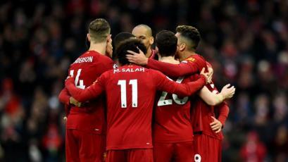 Liverpool continúa imbatible en la Premier League tras golear al Southampton