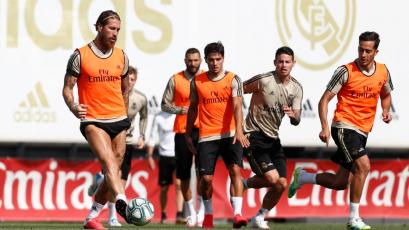 LaLiga: Barcelona, Real Madrid y todos los equipos españoles entrenaron con plantel completo