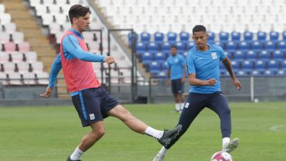 Con Mauricio Affonso, Alianza Lima recibe a Universitario en el clásico