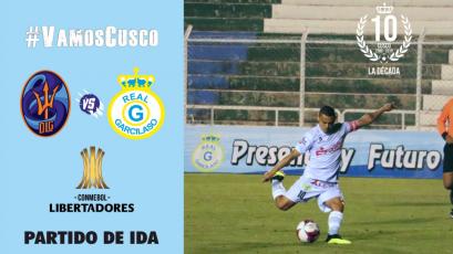 Real Garcilaso debuta esta noche en la Copa Libertadores