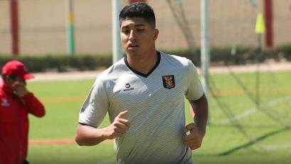 """Luis Iberico, delantero de FBC Melgar: """"Hay una competencia sana con Irven Ávila"""" (VIDEO)"""