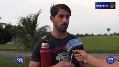 """Gularte: """"Con César Vallejo fue nuestro peor partido en lo que va del torneo"""""""