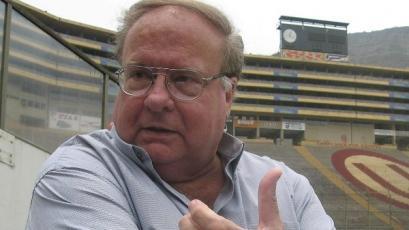 Alfredo González, expresidente de Universitario de Deportes, falleció a los 73 años
