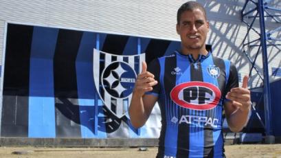 Alexander Succar hará su debut oficial con Huachipato