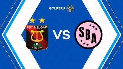 Melgar saldrá por el liderato del Torneo Apertura cuando reciba a Sport Boys