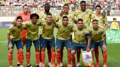 Selección Peruana: Colombia presentó lista provisional para duelo contra la blanquirroja