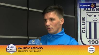 Mauricio Affonso:
