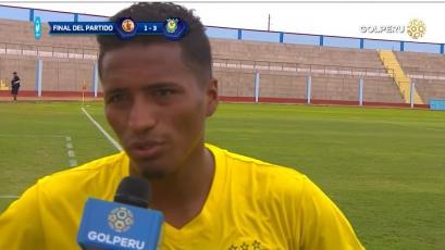Junior Aguirre: