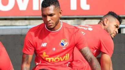 Alberto Quintero integra la nómina de Panamá para disputar la Copa Oro