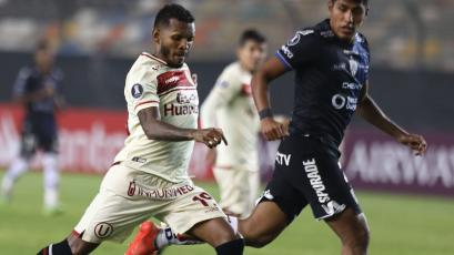 Alberto Quintero y su historia tras el triunfazo de Universitario de Deportes por Copa Libertadores