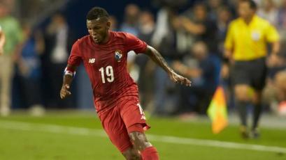 Alberto Quintero fue convocado por Panamá para la Fecha FIFA