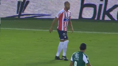 Alberto Rodríguez titular en victoria del Junior