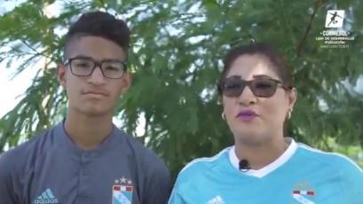 Sporting Cristal: El hijo de Alberto Rodríguez anota goles en torneo internacional