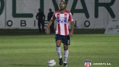 Alberto Rodríguez no es más jugador de Junior de Barranquilla