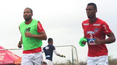 Alberto Rodríguez sigue su recuperación para volver a jugar con Junior