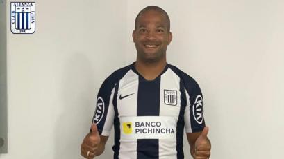 Liga1 Movistar 2020: Alberto Rodríguez posó con camiseta de Alianza Lima tras firmar