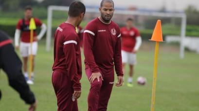 Alberto Rodríguez completó su primer entrenamiento con Universitario