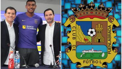 Alianza Lima habría vendido a Aldair Fuentes al Fuenlabrada de España
