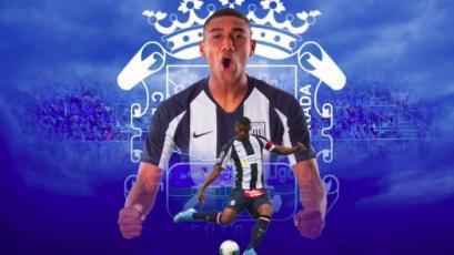 Alianza Lima: Aldair Fuentes firmó cinco temporadas por el Fuenlabrada de España (VIDEO)