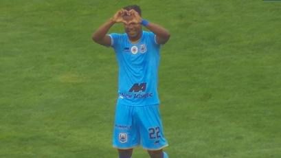 Aldair Rodríguez y la victoria de Binacional en el Cusco:
