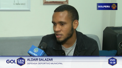 Aldair Salazar: