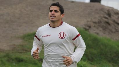 Universitario de Deportes: Aldo Corzo volvió a los entrenamientos
