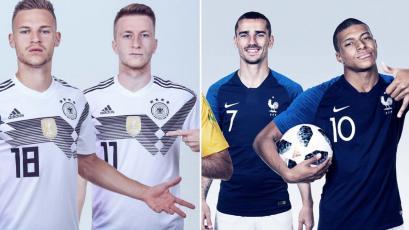 Francia y Alemania inaugurarán la Liga de Naciones de la UEFA