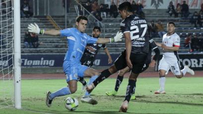 Alejandro Duarte en el 11 ideal de la Copa MX