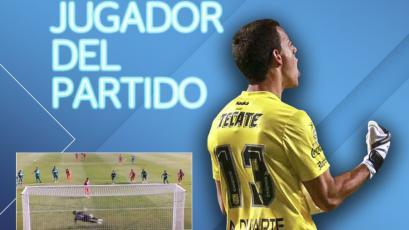 México: Alejandro Duarte atajó un penal en el último minuto y Zacatepec ganó 1-0 (VIDEO)