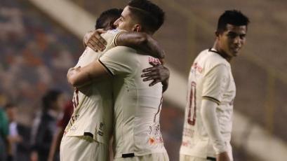 Universitario:  Alejandro Hohberg, ¿cuánto le falta para alcanzar su mejor marca de goles en Alianza?