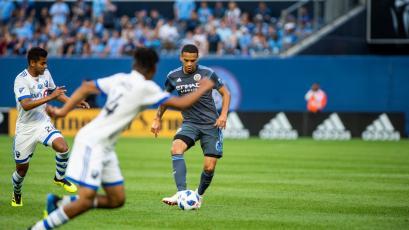 Alexander Callens en el equipo ideal de la fecha en la MLS