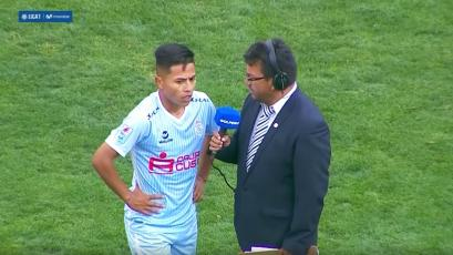 Alexander Lecaros tras empate de Real Garcilaso: