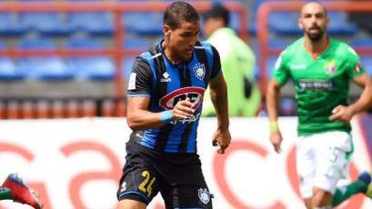 Alexander Succar vio acción con Huachipato en la jornada de fútbol chileno