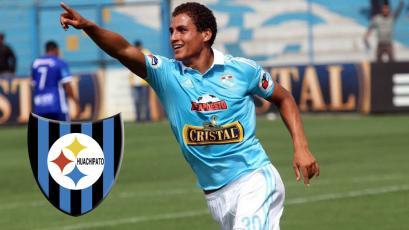 Alexander Succar fue prestado por Sporting Cristal al Huachipato de Chile