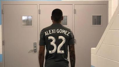 Alexi Gómez lucirá el dorsal '32' en el Minnesota United