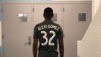 Alexi Gómez debutó en la MLS con el Minnesota United
