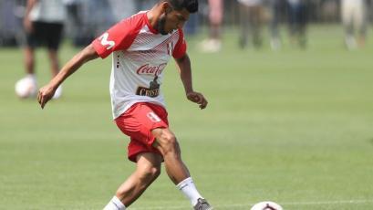Alexis Arias de la Selección Peruana: