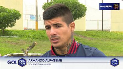 Armando Alfageme: