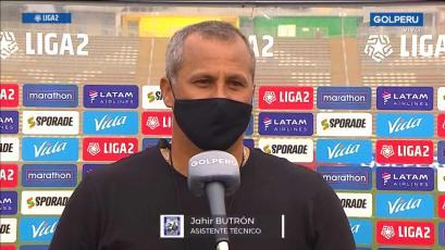 Jahir Butrón: