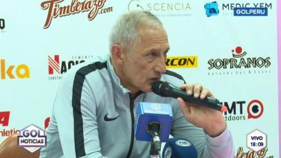 Alianza Lima: Óscar Aguirregaray analizó los rendimientos de Aldair Fuentes y Adrián Balboa (VIDEO)