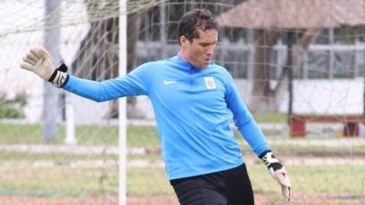 Alianza Lima: Leao Butrón se recuperó y será titular frente a Sport Boys