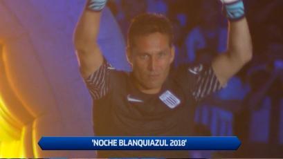 Aplausometro: Leao Butrón y Pablo Bengoechea fueron los más ovacionados en la Noche Blanquiazul