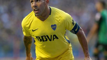 Tevez, Pavón y Cardona lideran la convocatoria de Boca para visitar a Alianza Lima