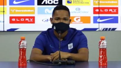 """Miguel Cornejo: """"Los comentarios del hincha me ayudan a crecer como persona"""" (VIDEO)"""