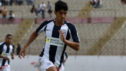 Alianza Lima: Sebastián Cavero entrenará 15 días en la sede del Palmeiras
