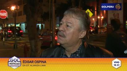 Edgar Ospina: